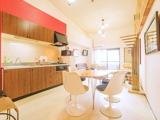 KM Big Apartment near Namba and Dotonbori, Osaka