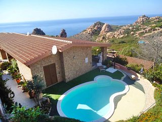 3 bedroom Villa in Costa Paradiso, Sardinia, Italy : ref 2269987