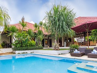 Villa Santai 2, private Villa with private pool.