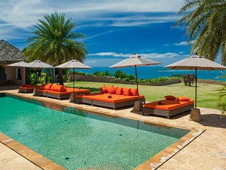 Villa Katrani - Oceans View Koh Samui, Taling Ngam