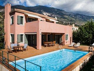 Villa Eleni, Trapezaki