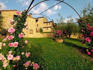 Villa San Biagio, Montepulciano