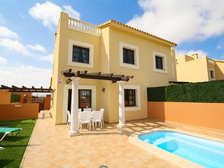 """HOLIDAY VILLAS-3"". Private pool and near beaches"