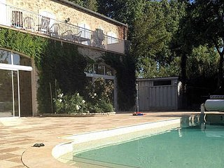 Pezenas villa for holidays in the South of France