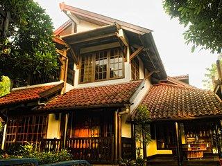 Exotic Villa dengan View Gunung Batu Malang