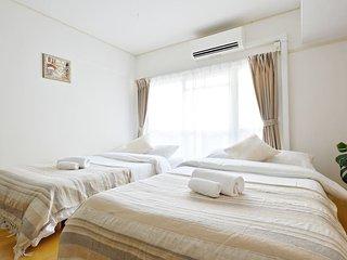 Osaka  Apartment Namba Shinsaibashi Free Wifi
