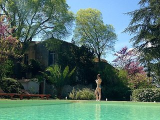 St Martial holiday gites France with pools 4 pers, Tourbes