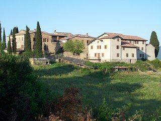 Casa Serena B, Monticiano