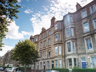 Beautiful City Center 1 Bed Apt, Free Wifi/Cable., Edimburgo