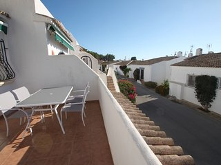 Casita Limon - well-furnished villa with panoramic views in Benitachell, Teulada