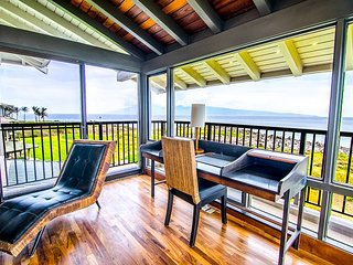 "Kapalua Bay Villa Gold  Ocean Front! ""Hard Hat"" Special Oct 7 - Dec 7"