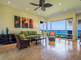 Kapalua Bay Villa Beyond Platinum Direct Ocean Front Panoramic Ocean Views!