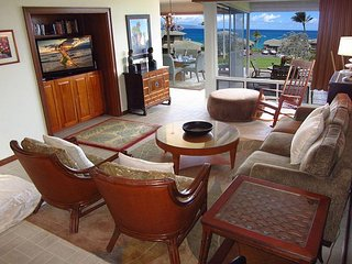 Kapalua Bay Villa Endless Ocean Views!