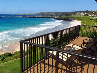 Kapalua Bay Villa Gold 180* Views! Beach Front! Sept Special 7th nt. Free!