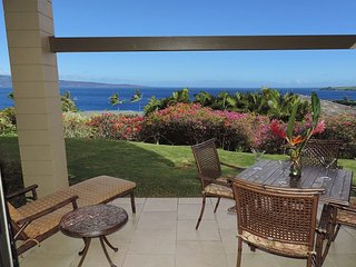 Kapalua Ridge Villa Gold! Enchanting, Fresh, Contemporary!