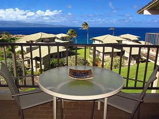 Kapalua Bay Villa Beautiful Ocean Views!  Fall Special 7th Night Free!