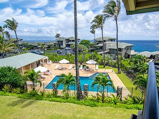 Kapalua Bay Villa Gold Ocean Views!