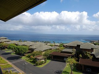 Kapalua Ridge Villa Gold!  Endless Ocean Views!