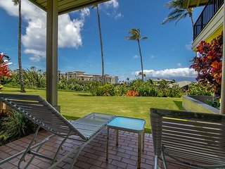 Kapalua Bay Villa Gold Ocean View