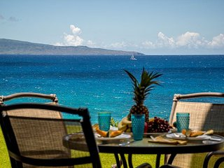 "Kapalua Bay Villa Gold  Ocean Front!  ""Hard Hat Special""  6/12 to 8/14"