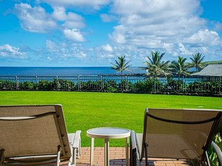 Kapalua Bay Villa Beach Front Gold! Hard Hat Special Aug 21-Oct 10 Save 30%