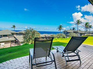 Kapalua Bay Villa Gold! Amazing Ocean Views! Fall Special Save 10%!