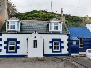 Fisherman's Cottage, Station Road, Findochty, Buckie