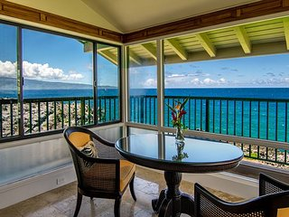 Kapalua Bay Villa  Gold 180* Ocean Views!