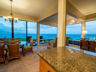 Beyond Platinum! Direct Ocean Front with 180* Ocean Views!