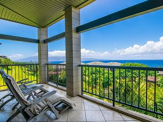 Kapalua Ridge Villa Gold! West Facing Sunsets!