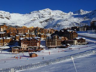 Apartment Barns, Val Thorens