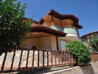 3B/R Seaview Villa in TEPE, Alanya