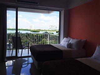 Frente al Mar Caribe 004, Cancun
