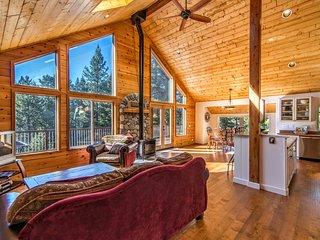 Beautiful, Ideal Truckee Tahoe Mountain Getaway