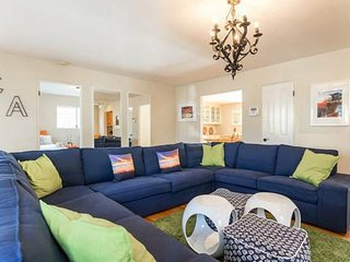 Furnished 5-Bedroom Home at Virginia St & W Holly Ave El Segundo