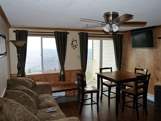 Ski IN/OUT DELUXE King bed-Center Village, Snowshoe