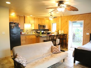 Perfect, Cozy Studio For Your Island Adventure, Kapaa