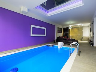 Party Villa with indoor pool in the city center, Belgrade