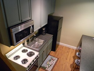 Fall Line south 205 - totallyt uodated and rad condo, HUGE flat screen tv. s;eeps 6