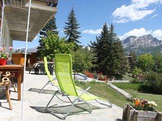 PRA LOUP. Alpes du Sud - RdC Chalet 6/8 pers, Pra Loup