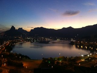 COPACABANA / LAGOA PANORAMIC VIEW - LOFT IN RIO