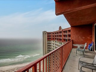 Shores of Panama 2213-1BR+Bnk-OPEN 9/22-9/24 $494-Gulf Views fr HUGE Balcony!
