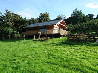 Kingfisher Cabin, Butterwell Farm