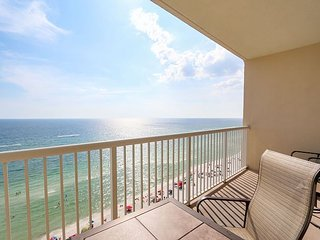 [FREE ACTIVITIES INCLUDED] Gulf front with large Private Balcony