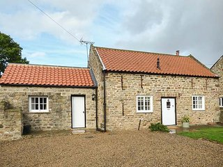 THE BOTHY first-class cottage, village location, en-suite, woodburning stove