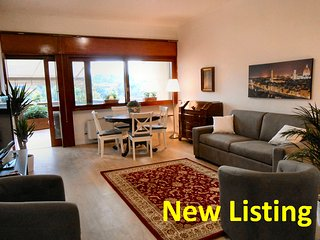 Central Penthouse, Terrace amazing views, Parking, Florencia