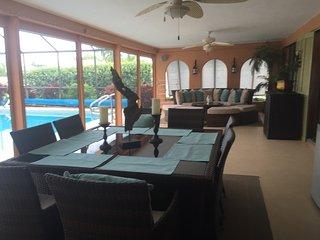 Lanai House, Cape Coral