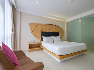 Iconic Room at Hotel Icon   Ploenchit BTS