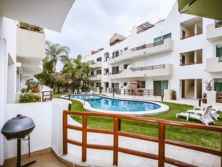 Pool Side Condo with Private Patio- Luna Enamorada, Playa del Carmen