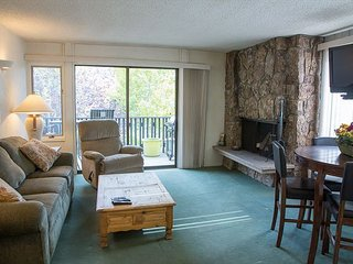 Ski In Ski Out, 1 Bedroom Lichenhearth Condo, Cozy and Comfortable